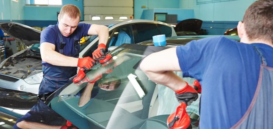 Auto Glass Factoring